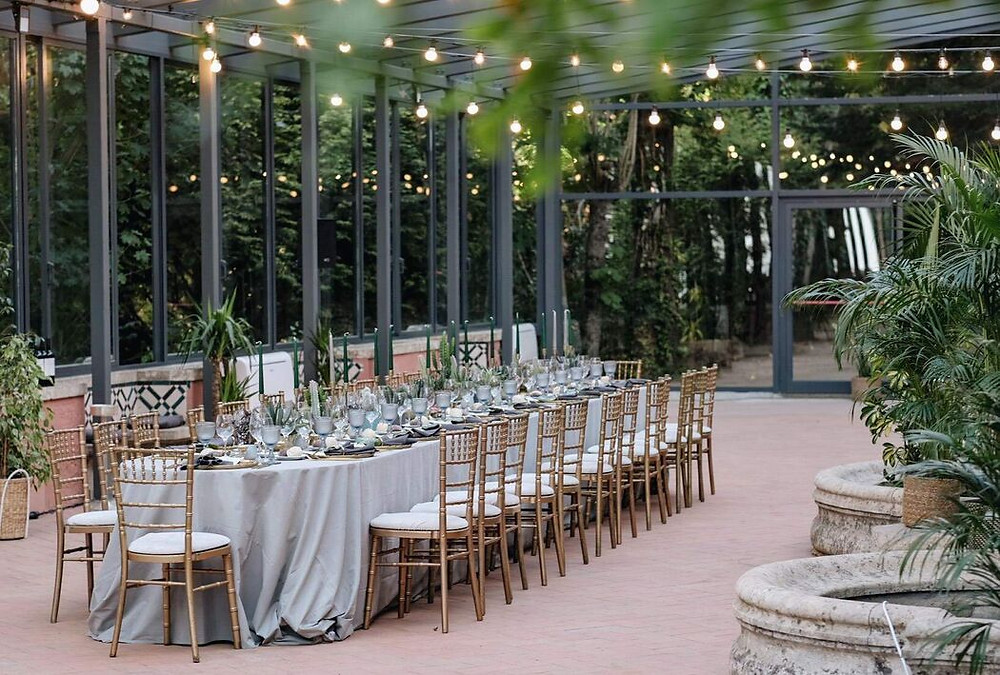 Casa dos Penedos - Portugal wedding venue that can fit up to 250 guests