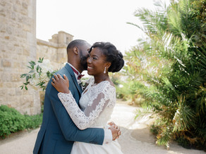 A Real Destination Wedding in Portugal during COVID-19