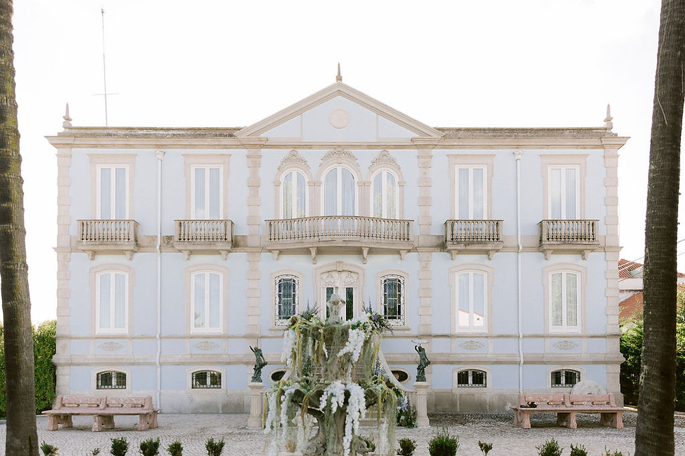 Top 5 venues for an intimate wedding or elopement in Lisbon, Portugal