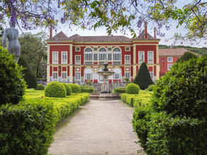 Fronteira Palace: one of the most beautiful Lisbon wedding venues