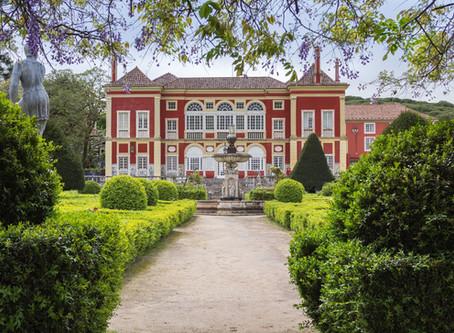 Palácio Fronteira: um dos espaços de casamento mais bonitos de Lisboa