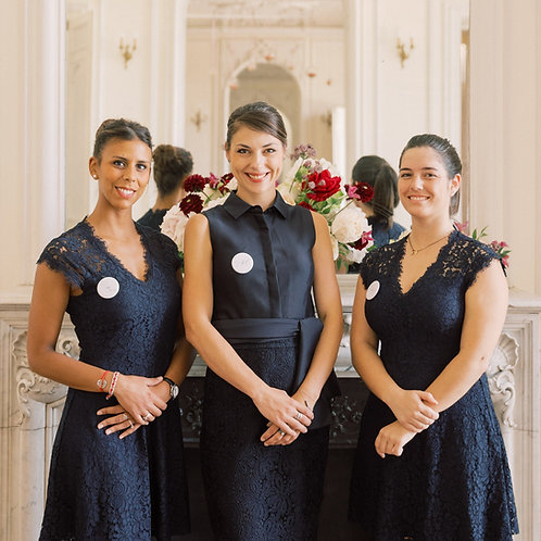 COORDINATION OF THE WEDDING DAY IN FRANCE