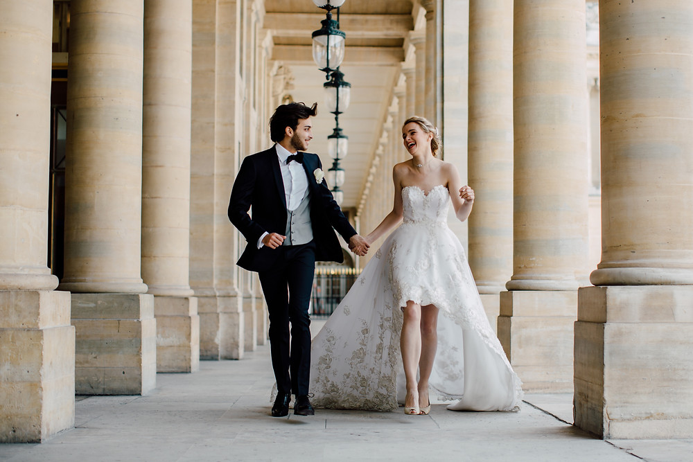Luxury elopement in Portugal