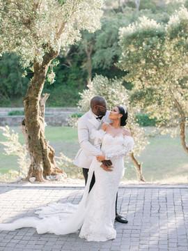 Olaj & Kaysha. Wedding at Penha Longa Resort in Portugal.