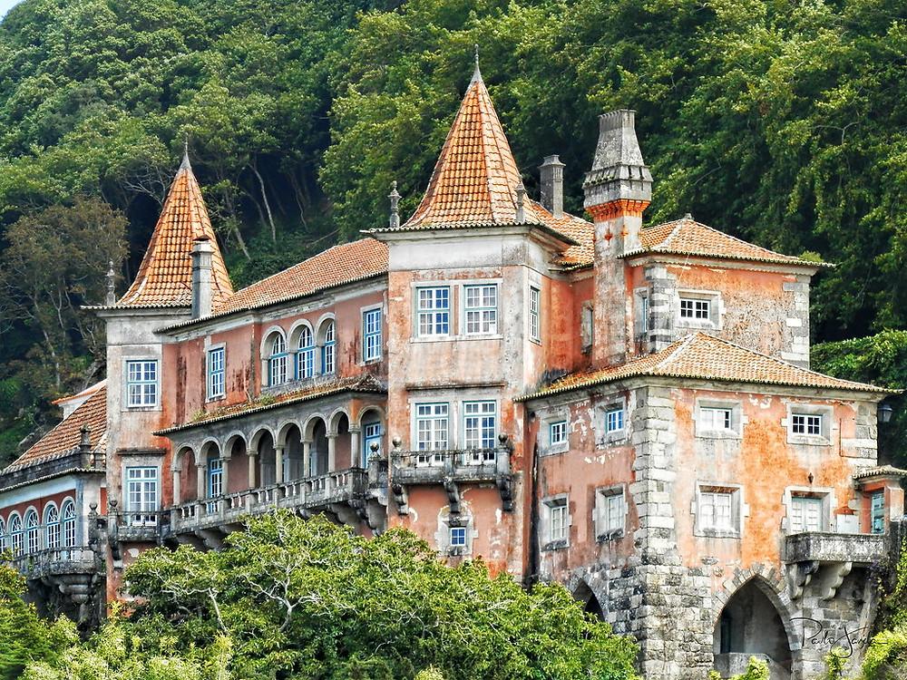 Casa dos Penedos, new wedding venue in Sintra, Portugal wedding venue, wedding planner Lisbon