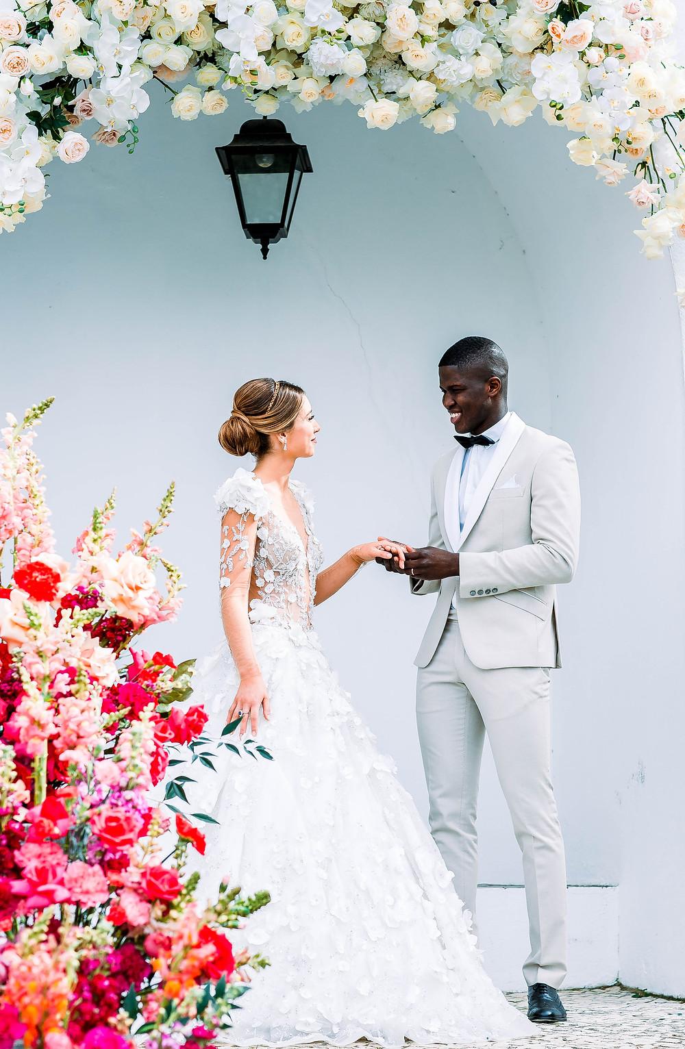 CASAMENTO DE LUXO EM LISBOA, PORTUGAL - Dream Weddings Europe