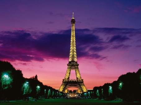 Paris: wedding venues