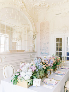 LUXURY SUMMER WEDDING