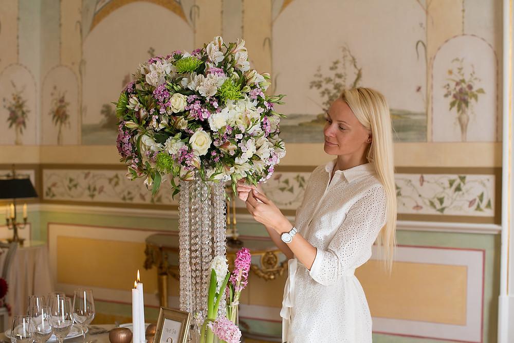 Anastasiia Ivanova - premium quality wedding planner in Lisbon, Algarve, Porto