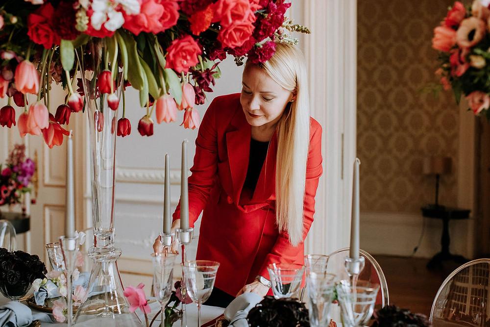 Anastasiia Ivanova - wedding planner in Portugal