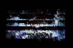 Bruno Metra, Screen #5, 2016