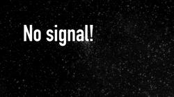 No Signal! Laurent Mulot