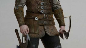 Ranger Costume - Work in Progress...