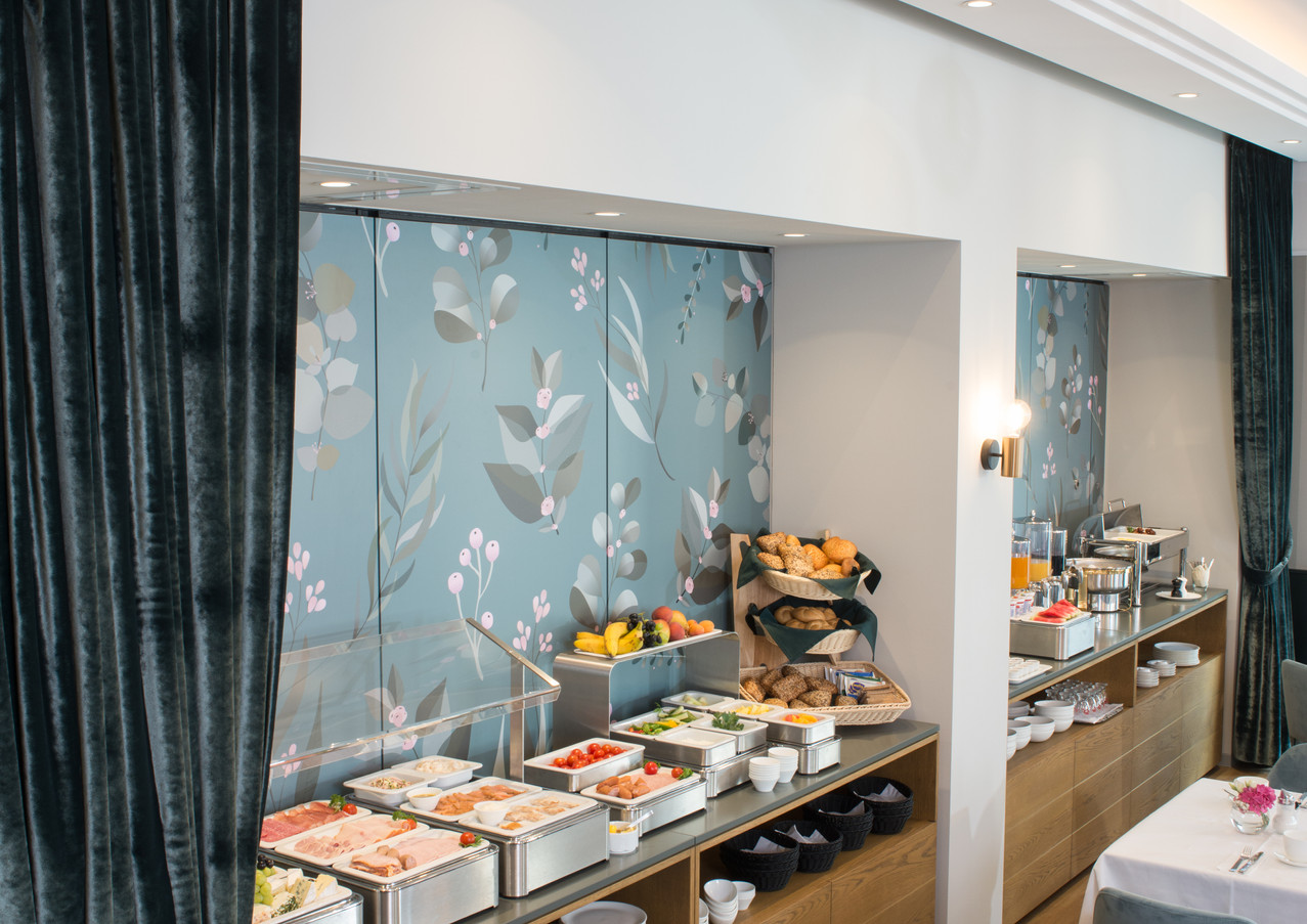 Domhotel Limburg, Umbau Restaurant und Schulungsräume, 2018