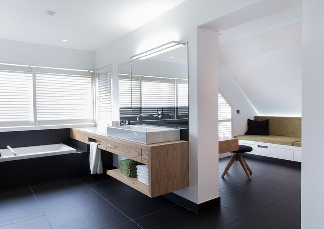 Umbau Bad mit Sauna privat, 2015