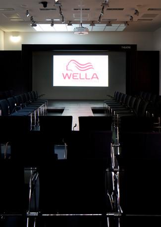 Schulungszentrum, Studio Wella, Berlin, 2012