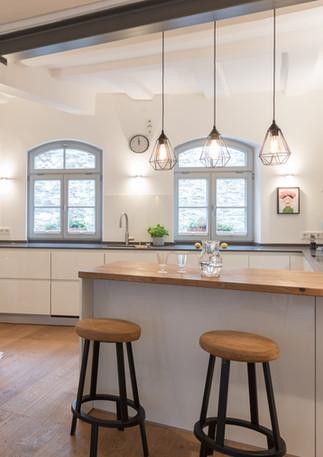 Umbau altes Fachwerkhaus (Denkmalschutz) Limburg, 2018