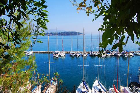 Corfu Sailing Dock