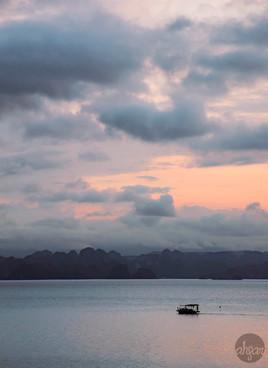 Halong Sunrise