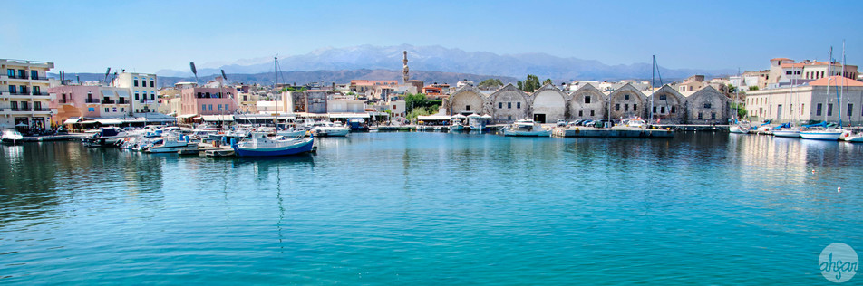 Crete Sailing Harbor