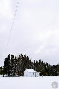 Up North Snowstorm Series, study II
