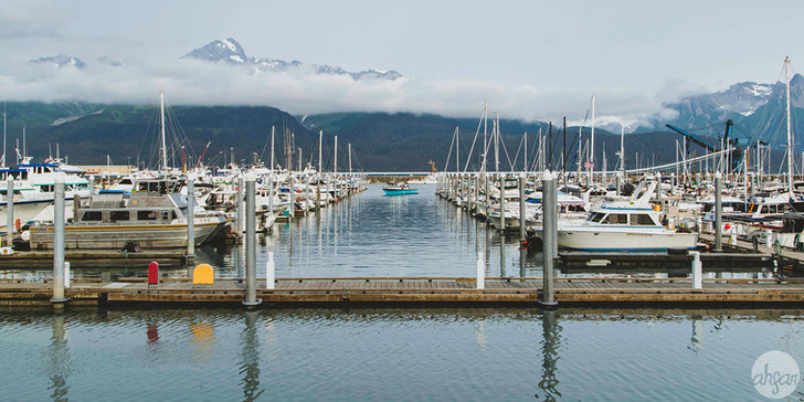Seward Fishing Harbour