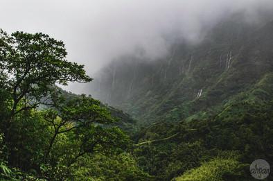 Papenoo Valley, study I