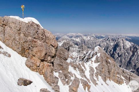 Zugspitze Peak