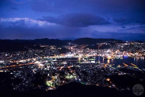 Mt. Inasa, Nagasaki
