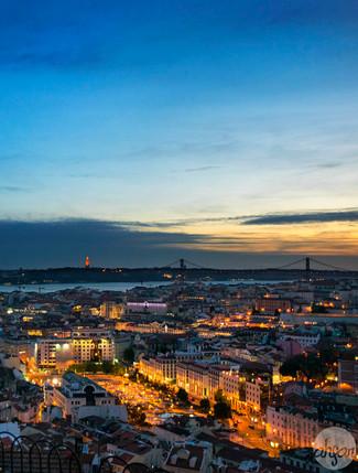 Vino Verde and Lisbon Glow