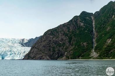 Where Mountains, Ice & Ocean Meet