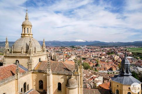 Segovia Cathedral, study I