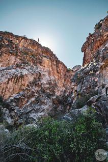 Chasing Desert Waterfalls
