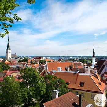 A Tallinn Scene