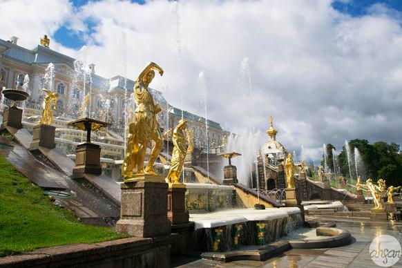 Peterhof Statue Garden