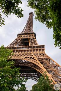 Eiffel in Love with Paris