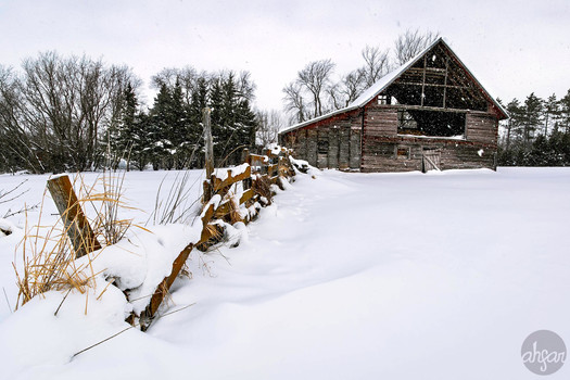 Up North Snowstorm Series, study I