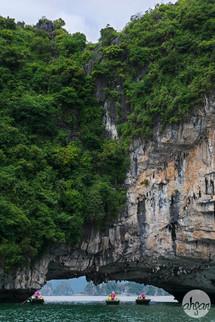 Rock, Water & Sky