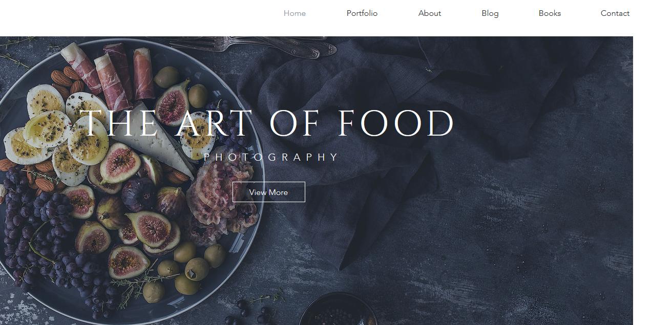 The Art of designing websites is my