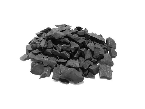 Shungite Nuggets -Bee, Land, Garden