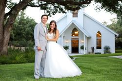 Wedding | The Chandelier of Gruene