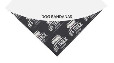 Dog Bandanas - Sold in Support of Elderdog Rescue