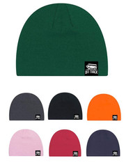 Toque with Logo Tag