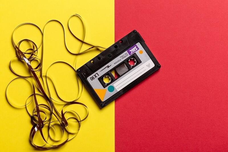 הקלטת שירים בודדים