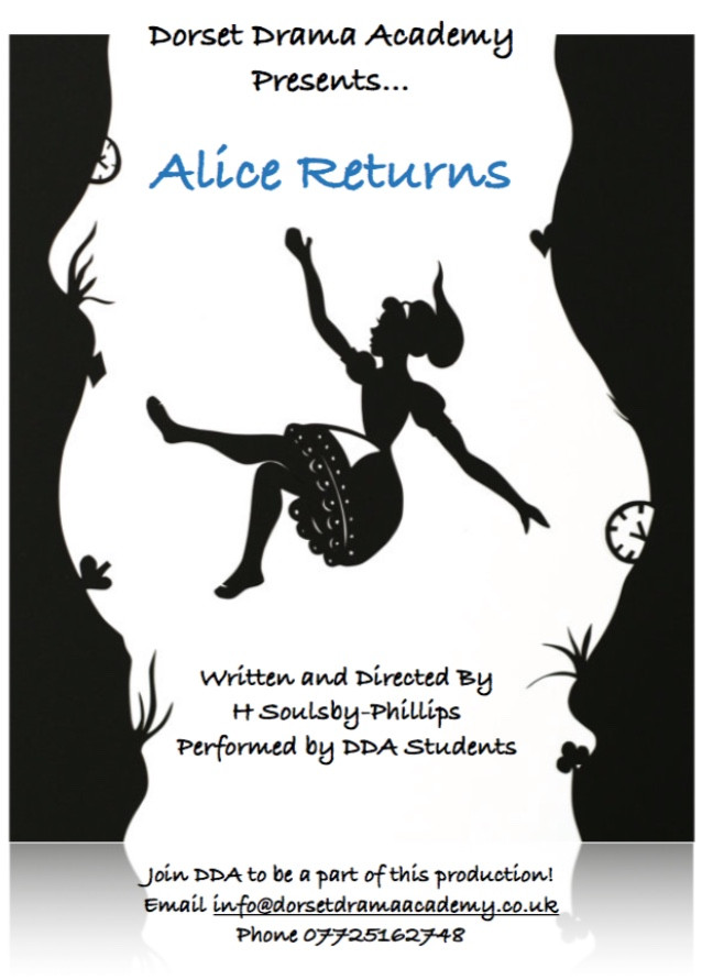 Dorset Drama Academy , Alice in Wonderland, Stage performance