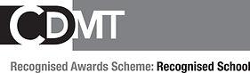 Recognised School Logo 2018 B&W.jpg