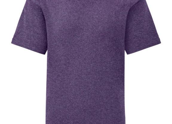 Black/Heather T-Shirt