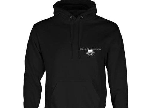 Black Hoodie (zipper or pull on)
