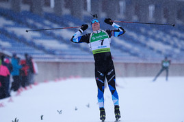 Eesti ja Leedu meister, mass-start 2021