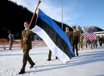 Sõjaväelaste MMi avamine, Austria